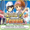 Family Tennis (WII) game cover art