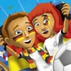 Fussball Fan Party (WII) game cover art