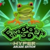 Frogger: Hyper Arcade Edition (WII) game cover art