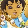 Go, Diego, Go!: Safari Rescue (WII) game cover art