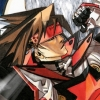 Guilty Gear XX: Accent Core Plus artwork