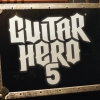 Guitar Hero 5 (WII) game cover art