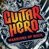 Guitar Hero: Warriors of Rock (WII) game cover art