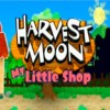 Harvest Moon: My Little Shop (WII) game cover art