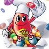 Jelly Belly: Ballistic Beans (Wii) artwork
