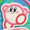 Kirby's Epic Yarn (Wii) artwork