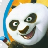 Kung Fu Panda 2 (WII) game cover art