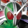 Kamen Rider: Climax Heroes W artwork