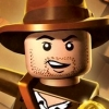 LEGO Indiana Jones: The Original Adventures (WII) game cover art