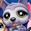 Littlest Pet Shop (WII) game cover art