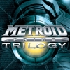 Metroid Prime Trilogy (WII) game cover art