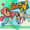 Mr. Driller W (WII) game cover art