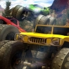 Monster Trucks: Ultra Mega Xtreme!!! (WII) game cover art