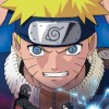 Naruto: Clash of Ninja Revolution (WII) game cover art