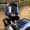 NASCAR Kart Racing (WII) game cover art
