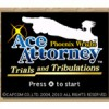 Phoenix Wright: Ace Attorney - Trials and Tribulations artwork