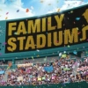 Pro Yakyuu Family Stadium artwork
