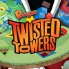 Roogoo Twisted Towers (WII) game cover art
