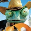 Rango (WII) game cover art