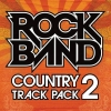 Rock Band: Country Track Pack 2 (WII) game cover art