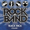 Rock Band Track Pack: Volume 1 (WII) game cover art
