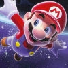 Super Mario Galaxy (WII) game cover art