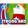 Strong Bad's Cool Game for Attractive People Episode 2: Strong Badia the Free (WII) game cover art