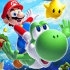 Super Mario Galaxy 2 (WII) game cover art