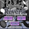 Silver Star Reversi (WII) game cover art
