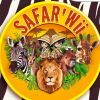 SafarWii (WII) game cover art
