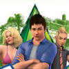 The Sims 3 (WII) game cover art