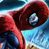 Spider-Man: Edge of Time (WII) game cover art