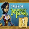 Tales of Monkey Island: Chapter 3 - Lair of the Leviathan (WII) game cover art