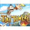 Tiki Towers (WII) game cover art
