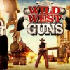 Wild West Guns (WII) game cover art