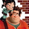 Wreck-It Ralph (WII) game cover art