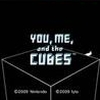 You, Me, and the Cubes (WII) game cover art
