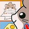 Dokodemo Hamster (WDS) game cover art