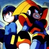 Rockman & Forte: Challenger From the Future (WDS) game cover art