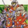 Super Robot Taisen Compact 2 Dai1bu: Chijou Hadou Hen (WDS) game cover art