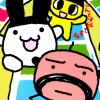 64 de Hakken! Tamagotchi Minna de Tamagotchi World artwork