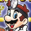 Dr. Mario 64 artwork