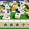 Jangou Simulation Mahjong Michi 64 (N64) game cover art