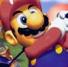Mario Golf (Nintendo 64) artwork
