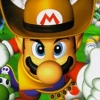 Mario Party 2 (N64) game cover art