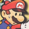 Paper Mario (N64) game cover art