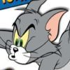 Tom and Jerry in Fists of Fury artwork