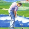 Top Player's Golf (NGCD) game cover art