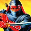 3D Shinobi III: Return of the Ninja Master artwork