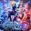 Azure Striker Gunvolt 2 (3DS) game cover art
